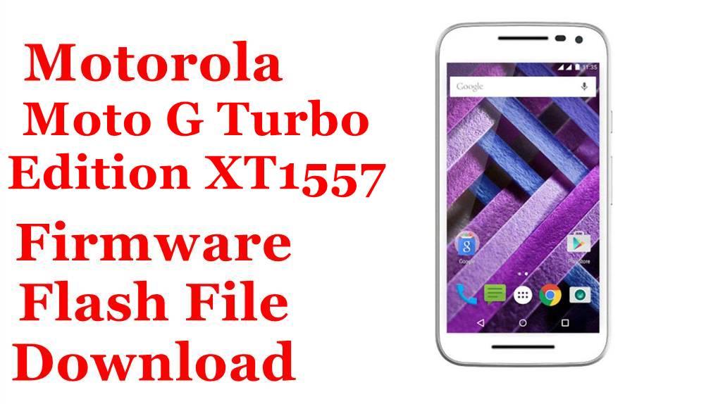 Motorola Moto G Turbo Edition XT1557