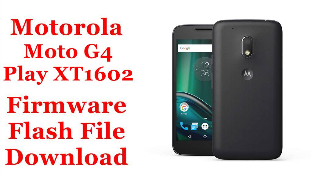 Motorola Moto G4 Play XT1602