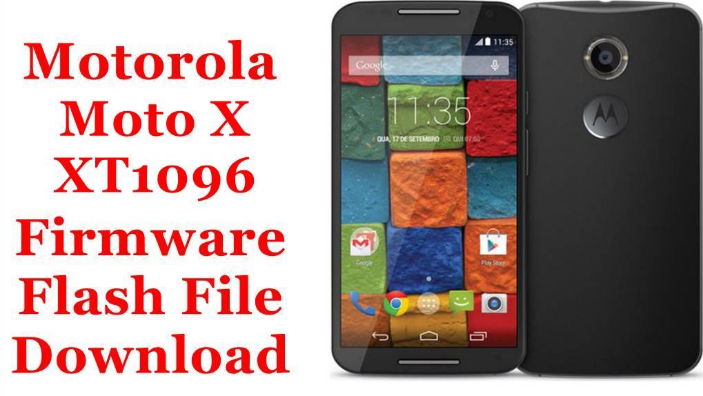 Motorola Moto X XT1096