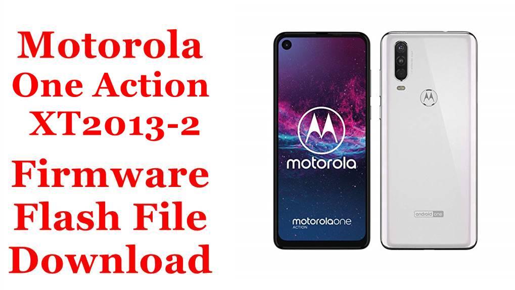 Motorola One Action XT2013 2