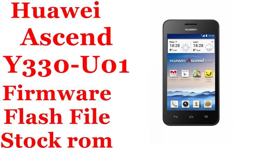 Huawei Ascend Y330 U01