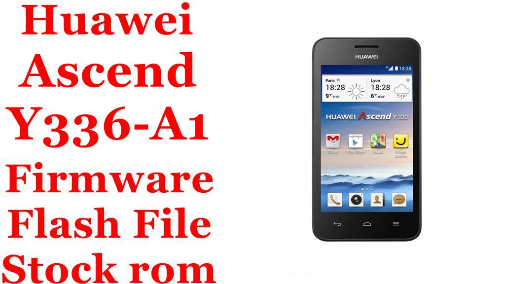 Huawei Ascend Y336 A1