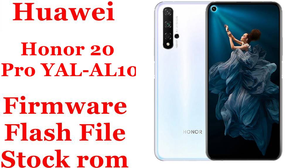 Huawei Honor 20 Pro YAL AL10
