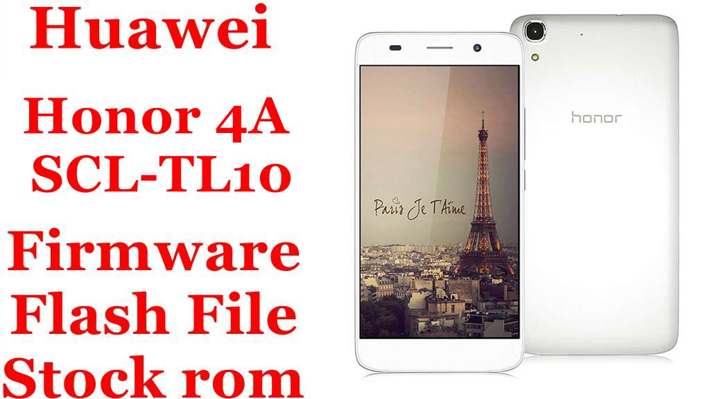 Huawei Honor 4A SCL TL10
