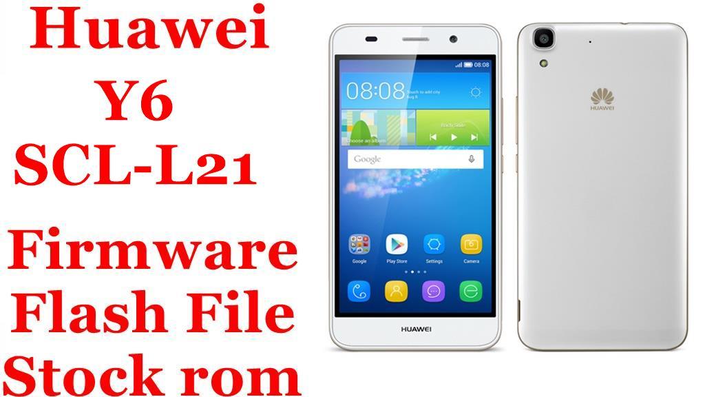 Huawei Y6 SCL L21