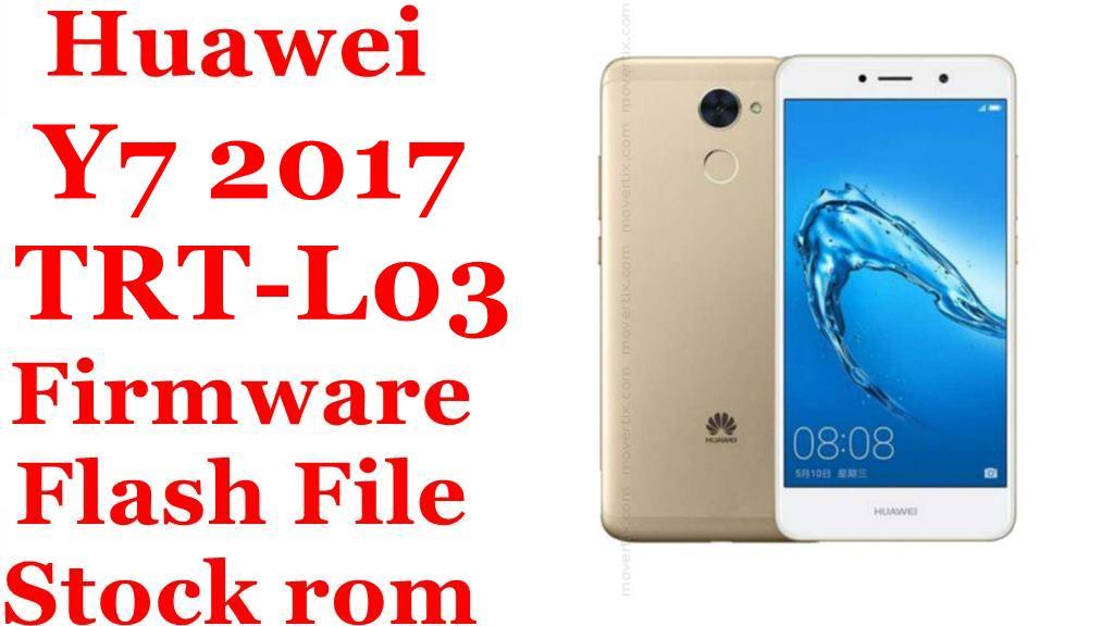Huawei Y7 2017 TRT L03
