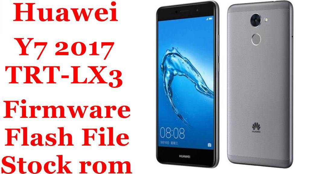 Huawei Y7 TRT LX3