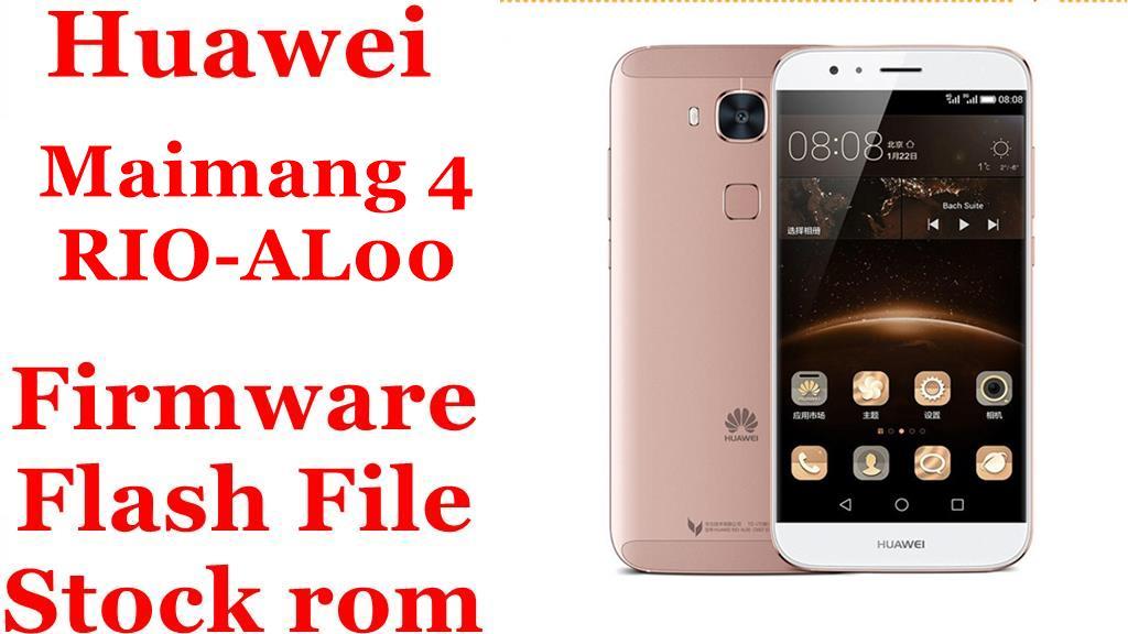 Huawei Maimang 4 RIO AL00