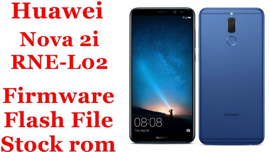 Huawei Nova 2i RNE L02