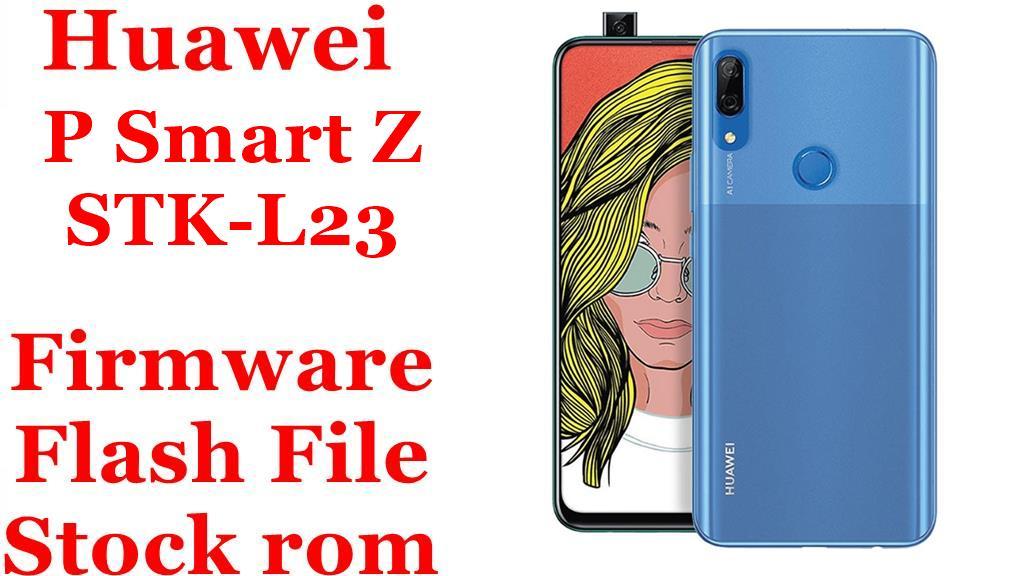 Huawei P Smart Z STK L23