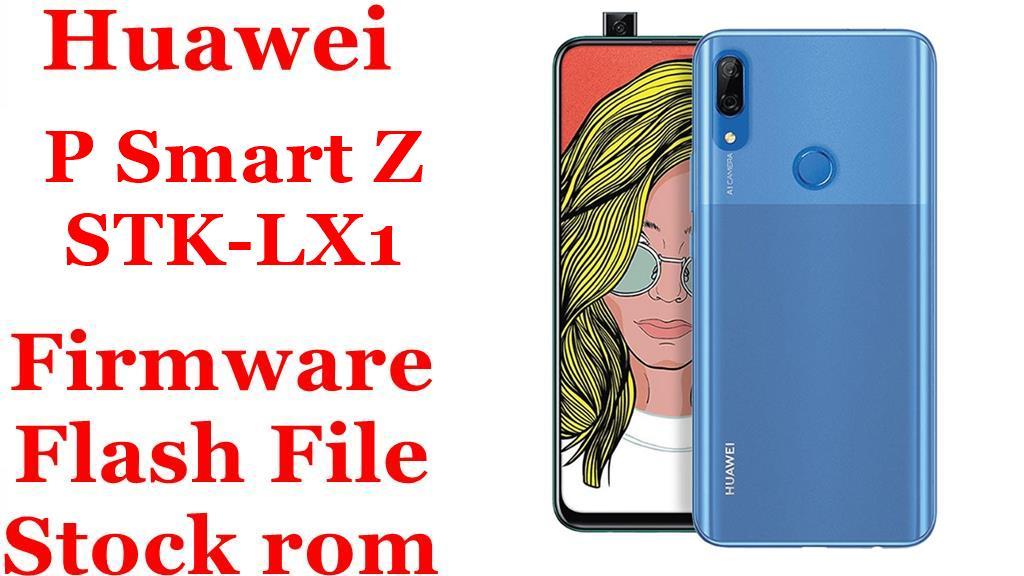 Huawei P Smart Z STK LX1
