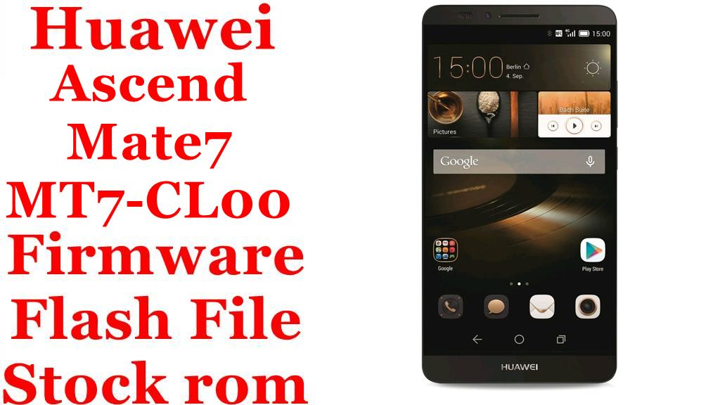 Huawei Ascend Mate7 MT7 CL00