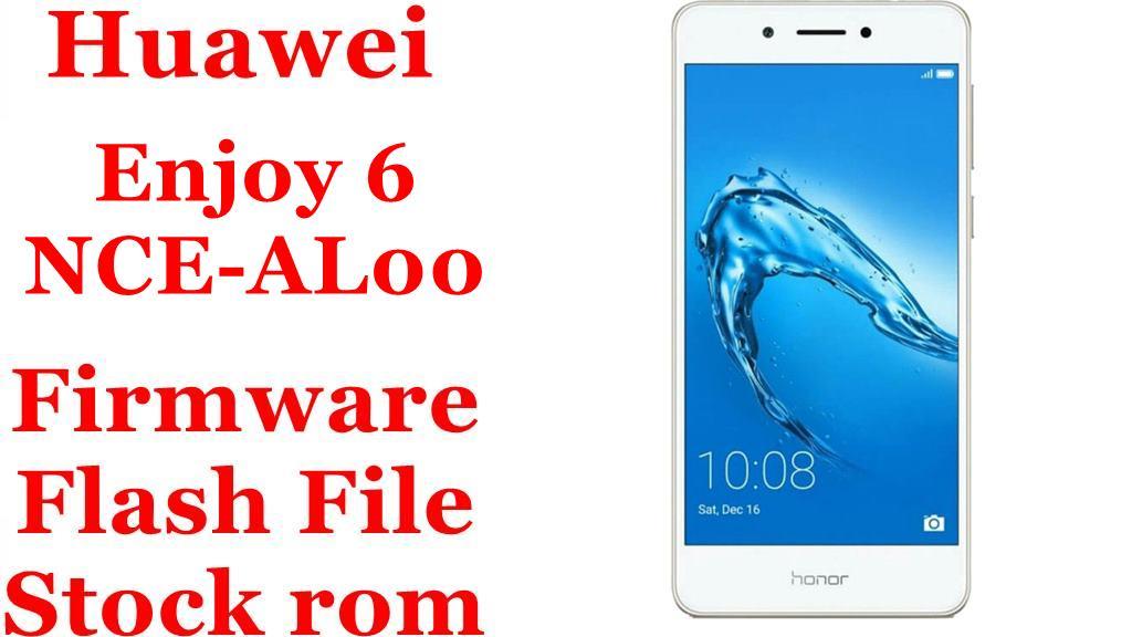 Huawei Enjoy 6 NCE AL00