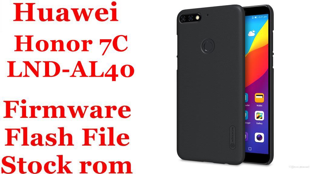 Huawei Honor 7C LND AL40