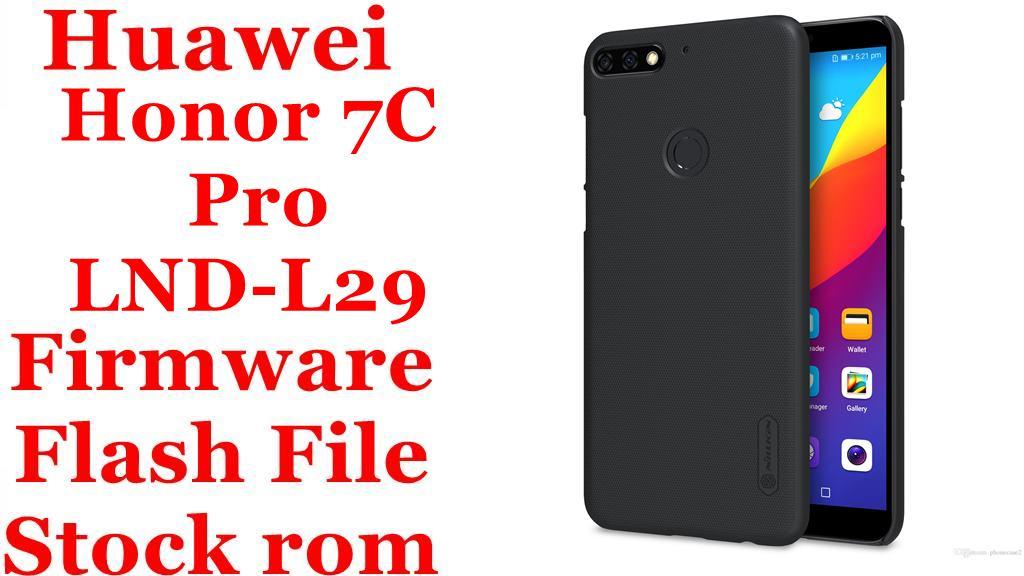 Huawei Honor 7C Pro LND L29