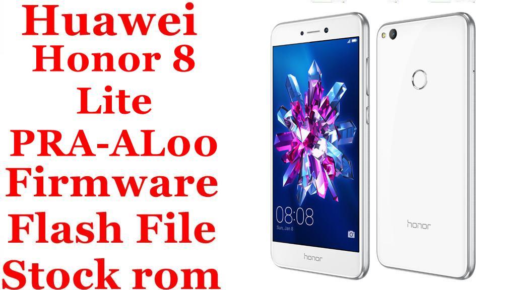 Huawei Honor 8 Lite PRA AL00