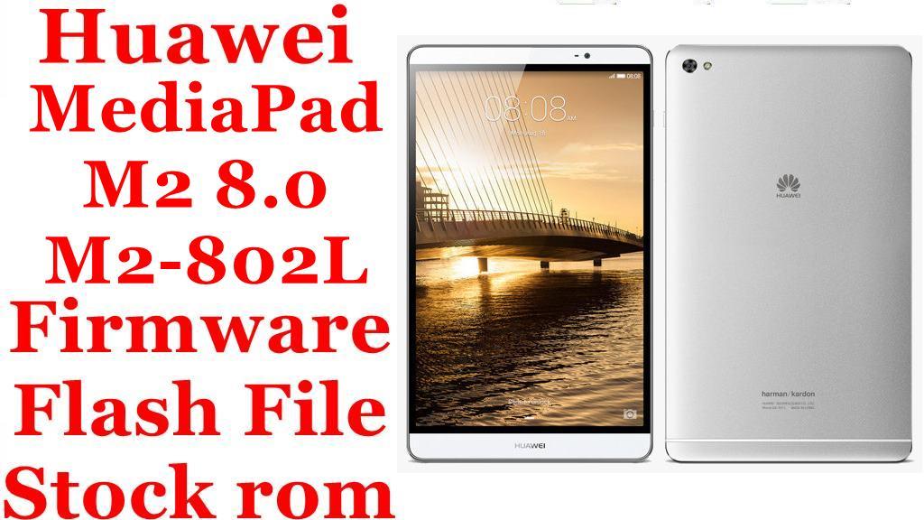 Huawei MediaPad M2 8.0 M2 802L