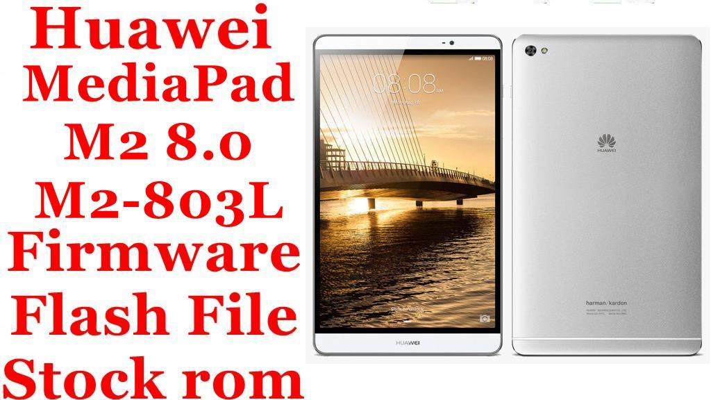 Huawei MediaPad M2 8.0 M2 803L