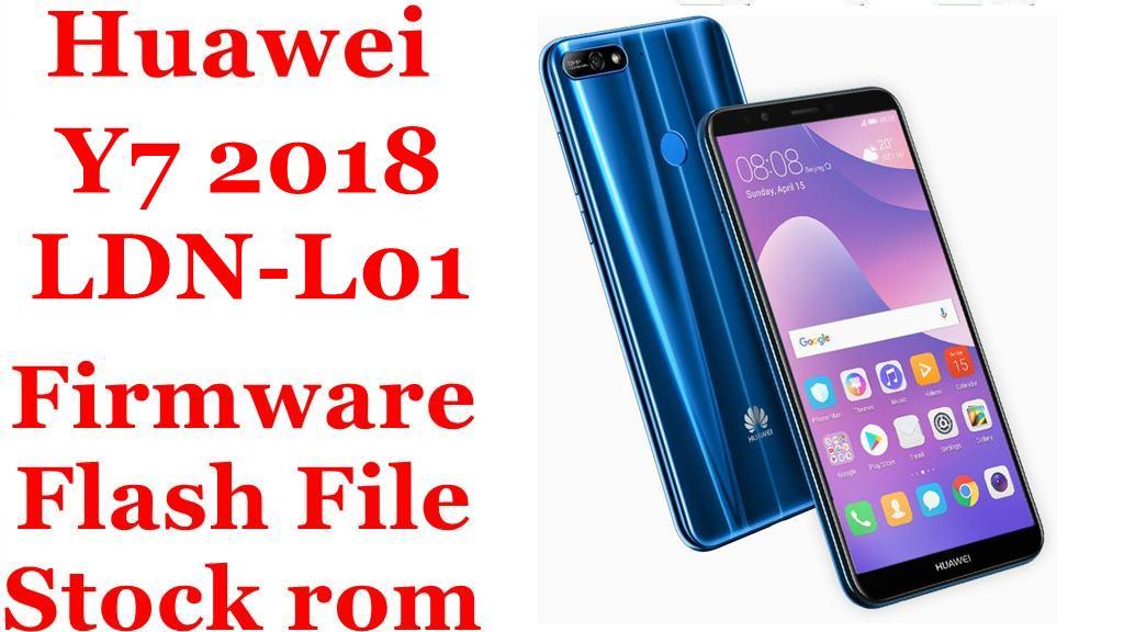 Huawei Y7 2018 LDN L01