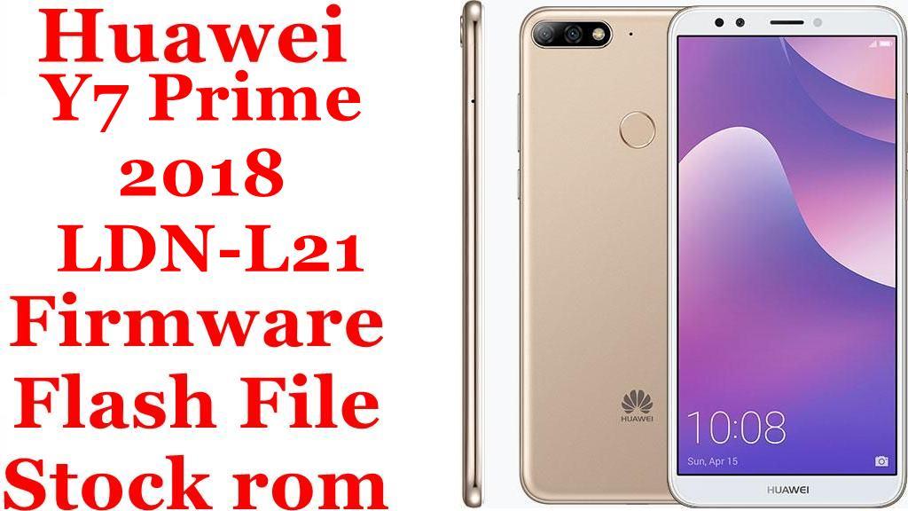 Huawei Y7 Prime 2018 LDN L21