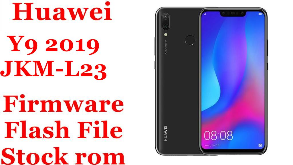 Huawei Y9 2019 JKM L23
