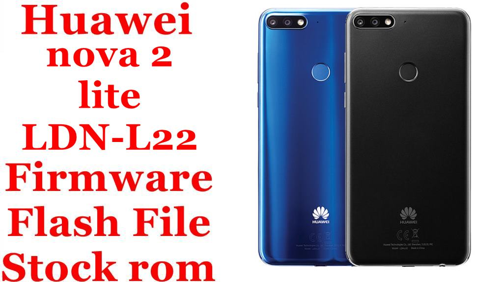 Huawei nova 2 lite LDN L22