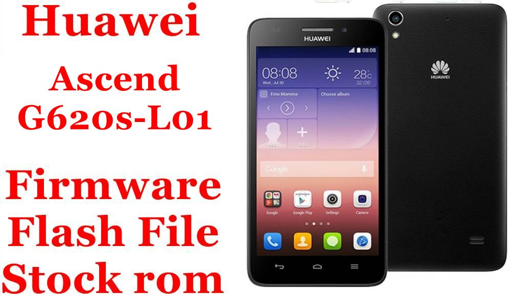 Huawei Ascend G620s L01
