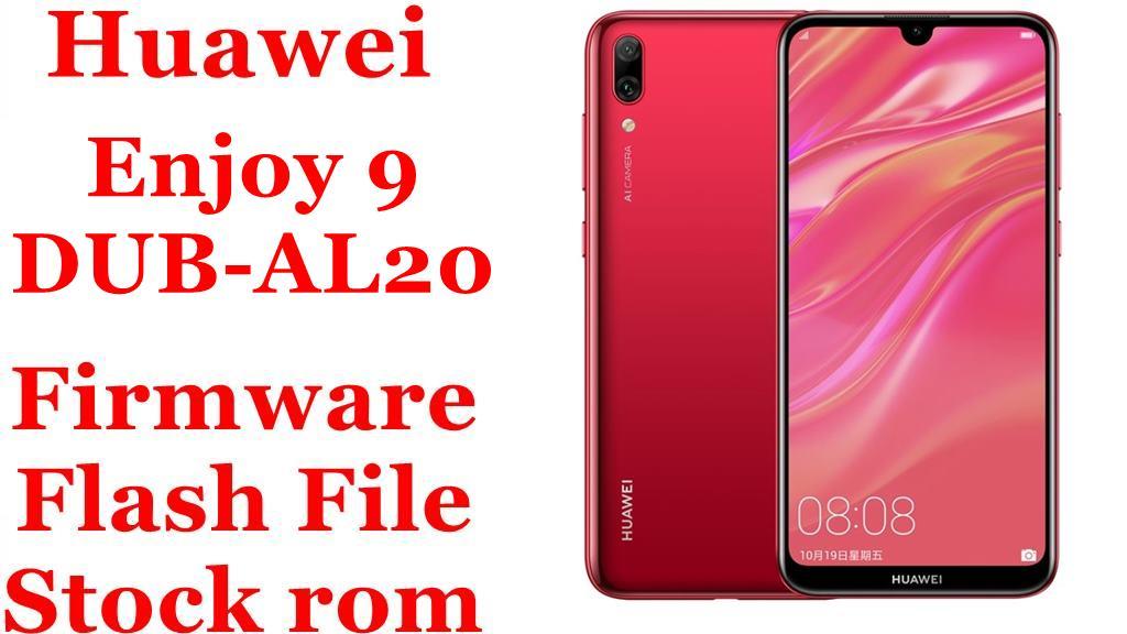Huawei Enjoy 9 DUB AL20