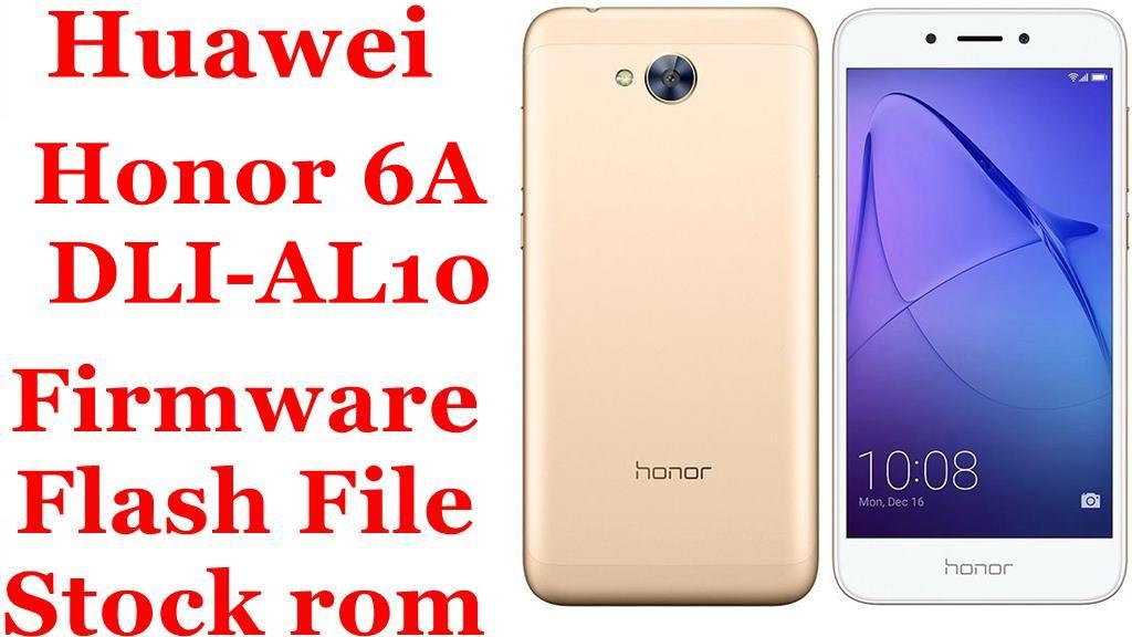 Huawei Honor 6A DLI AL10