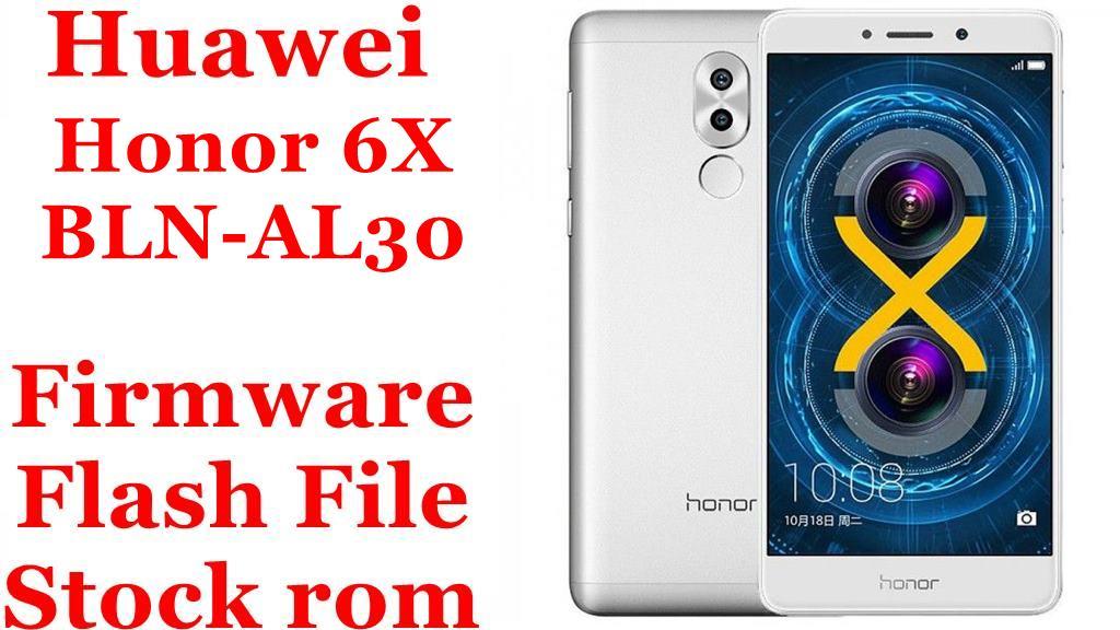Huawei Honor 6X BLN AL30