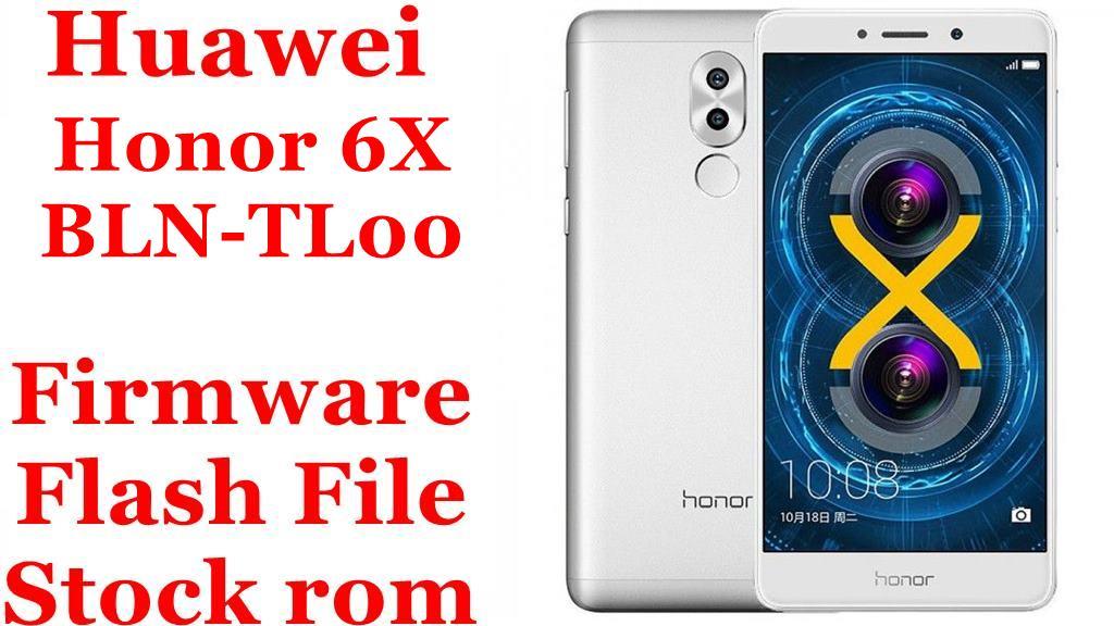 Huawei Honor 6X BLN TL00