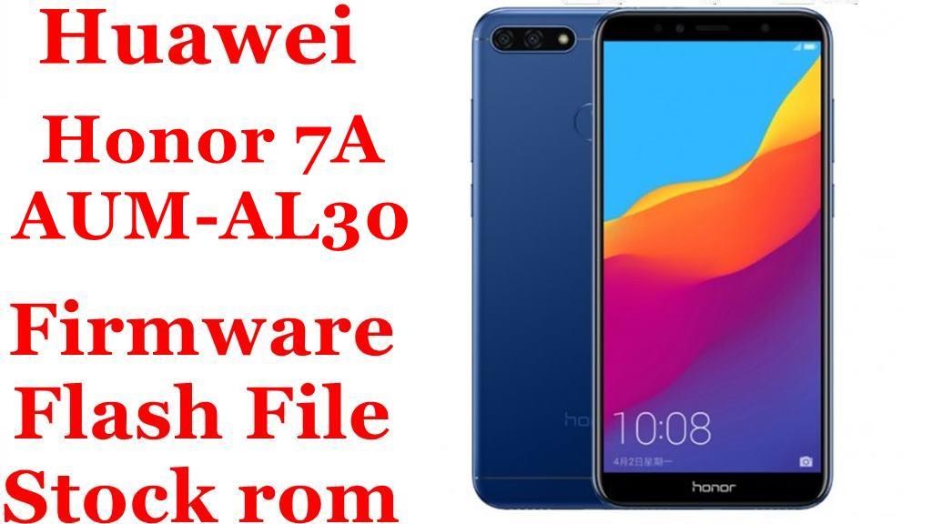 Huawei Honor 7A AUM AL30