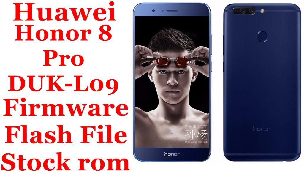 Huawei Honor 8 Pro DUK L09