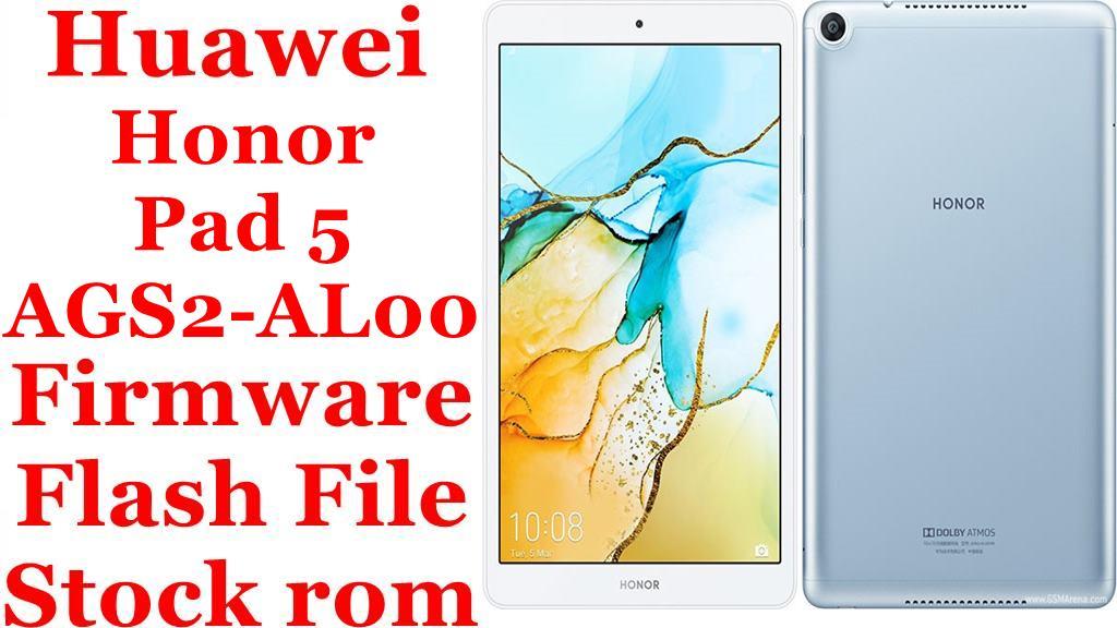 Huawei Honor Pad 5 AGS2 AL00