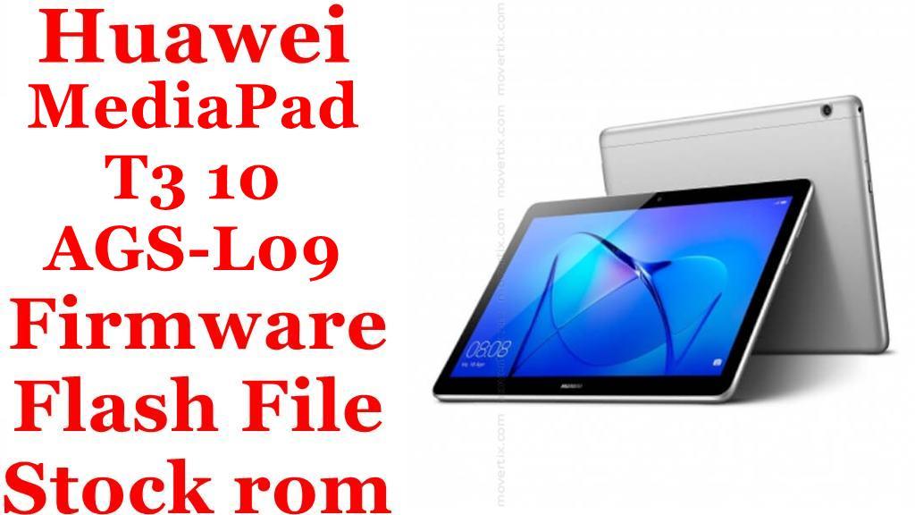 Huawei MediaPad T3 10 AGS L09