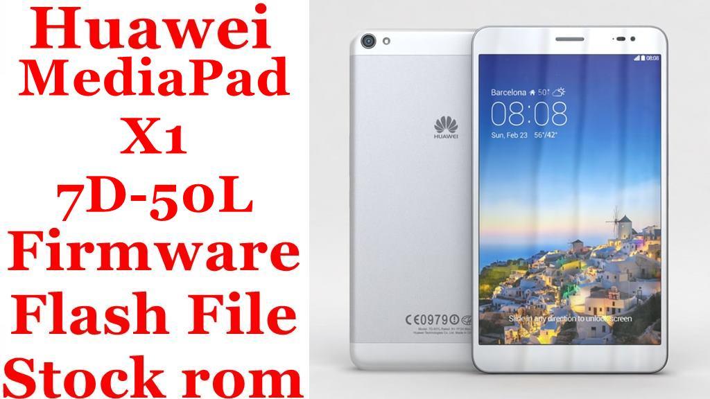 Huawei MediaPad X1 7D 503L