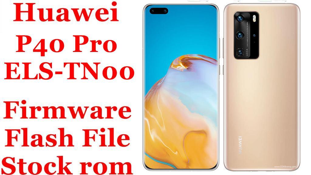 Huawei P40 Pro ELS TN00