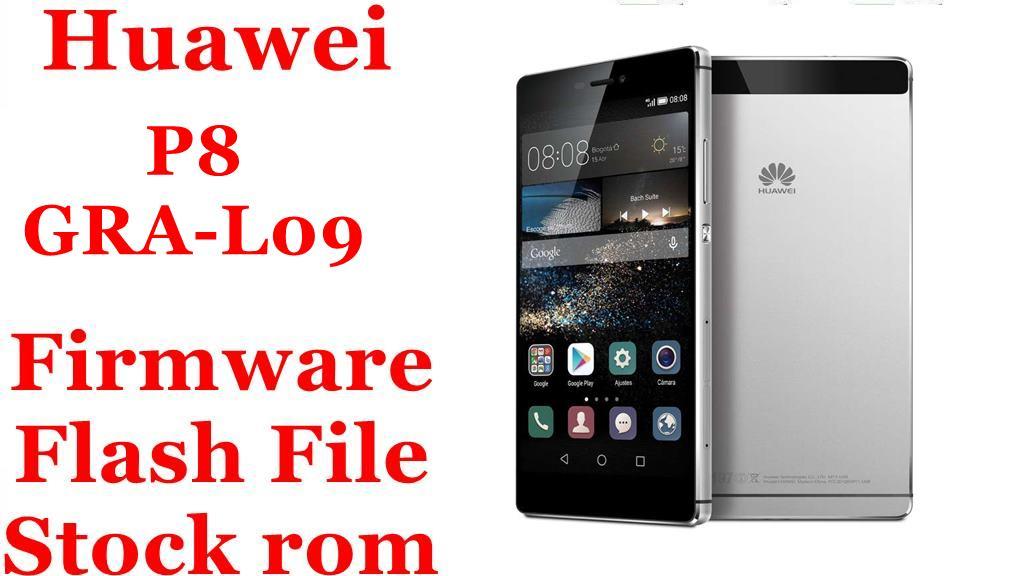 Huawei P8 GRA L09