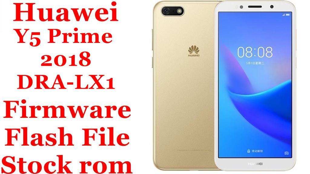 Huawei Y5 2018 DRA LX1