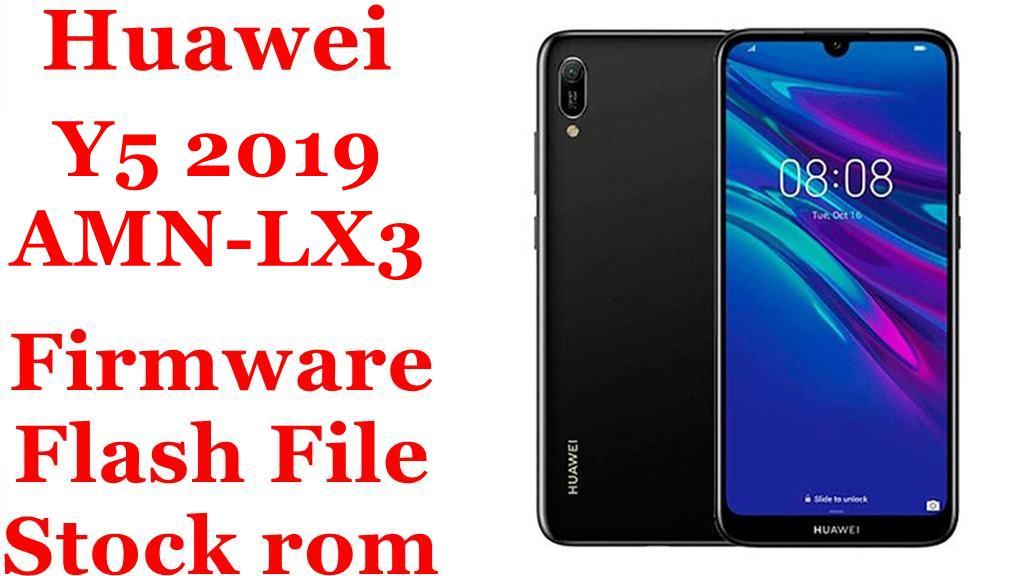 Huawei Y5 2019 AMN LX3