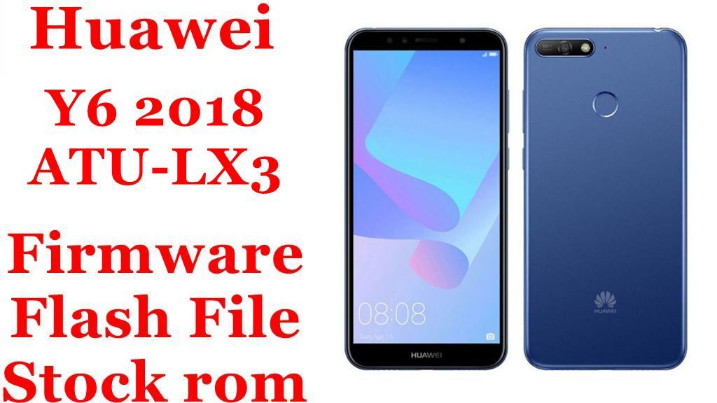 Huawei Y6 2018 ATU LX3