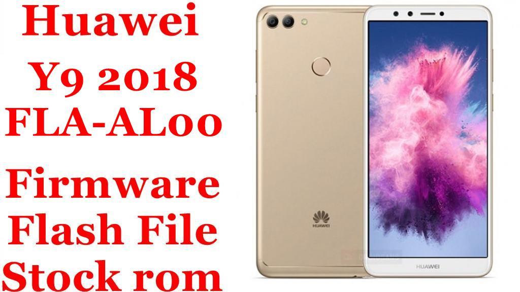 Huawei Y9 2018 FLA AL00