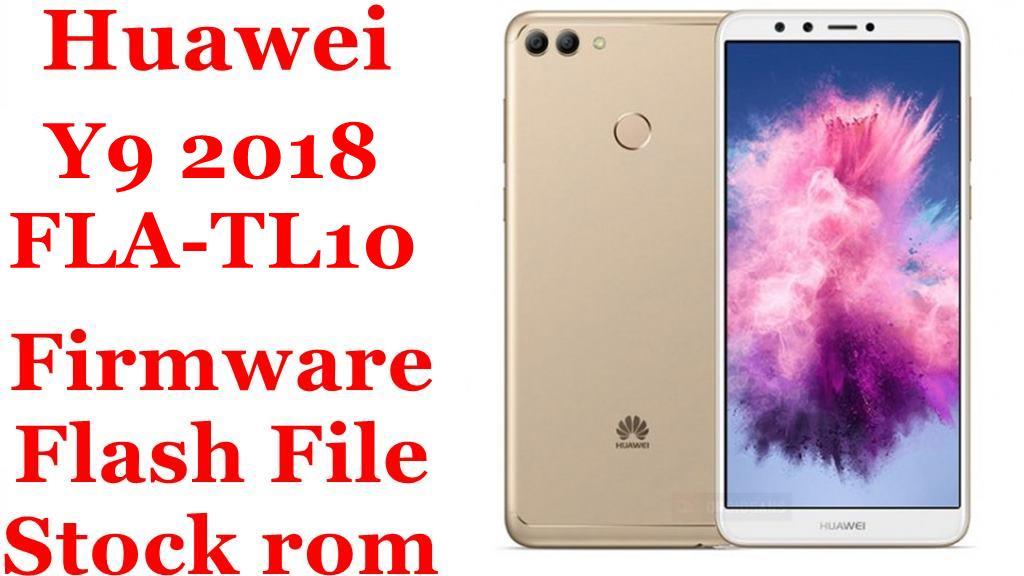 Huawei Y9 2018 FLA TL10