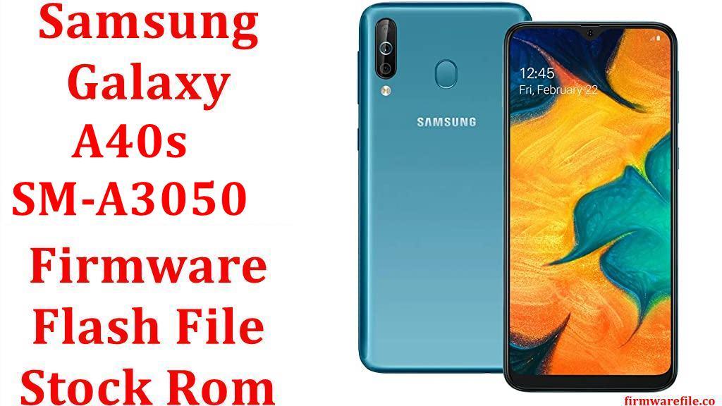Samsung Galaxy A40s SM A3050