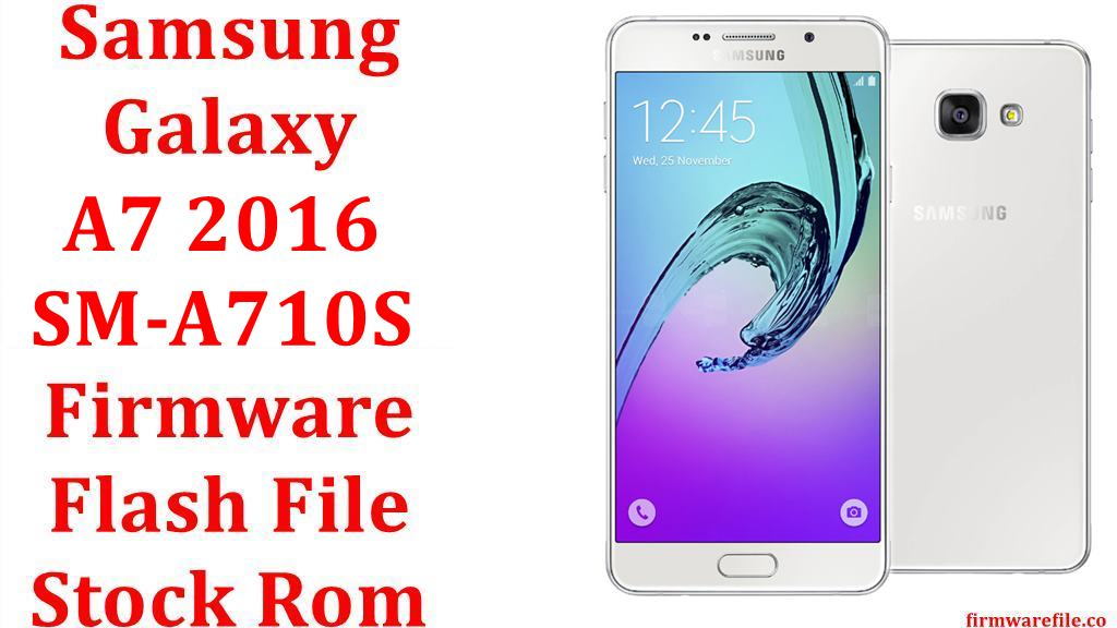Samsung Galaxy A7 2016 SM A710S