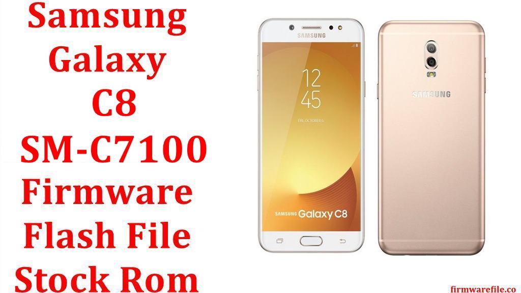 Samsung Galaxy C8 SM C7100