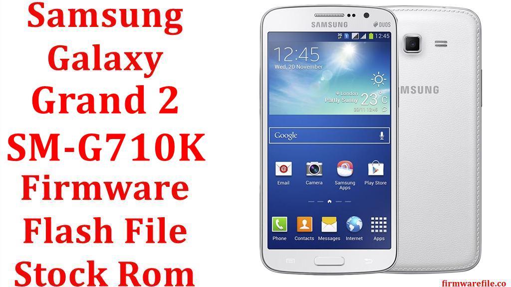 Samsung Galaxy Grand 2 SM G710K