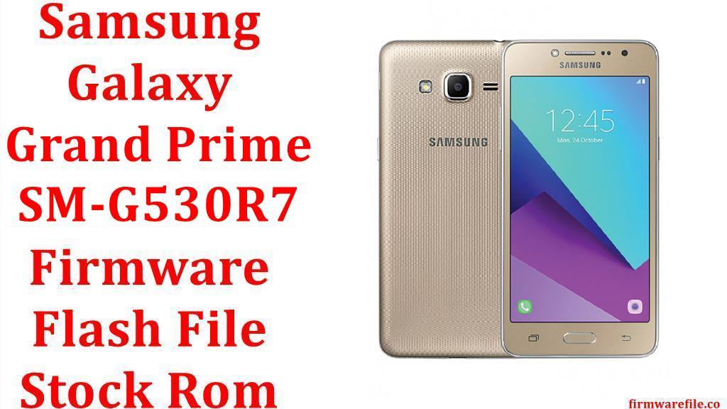 Samsung Galaxy Grand Prime SM G530R7