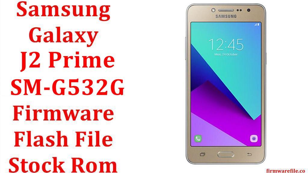Samsung Galaxy J2 Prime SM G532G