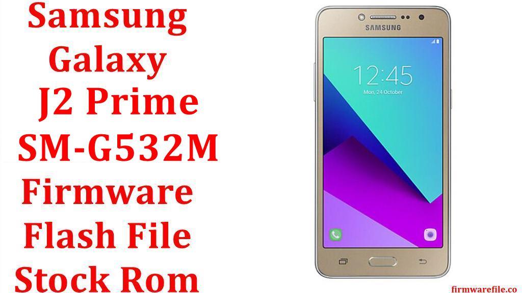 Samsung Galaxy J2 Prime SM G532M